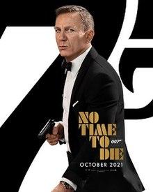 No time to die. James Bond