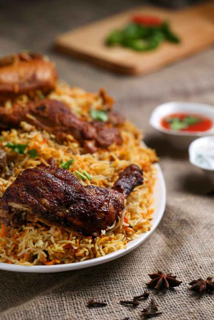 Chicken kuzhimanthi